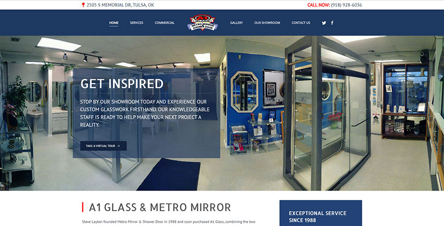 A1 Glass Metro and Mirror