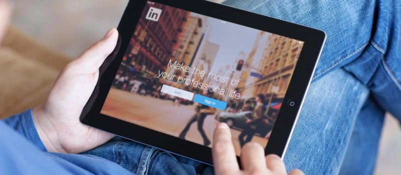 Does Your Company Have a LinkedIn Page?